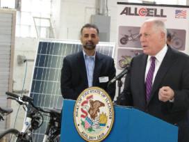 US E-Bike Battery Maker Receives State Grant