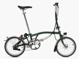 Brompton Launches New Handlebar Configuration