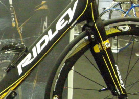 Ridley Bikes Expands in South America