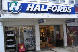 Halfords NL Sale Postponed