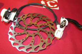 Clarks Cycle Systems Brings Entry-Level Hydraulic Brake