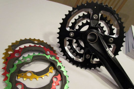 Prowheel's Lightweight Chainwheels