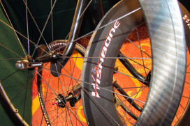 New Alloy and Carbon Wishbone Wheelsets