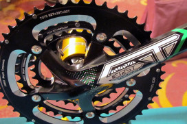 New BB's, Cranksets, and Headsets from First Bicycle Components