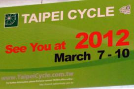 Taipei Cycle 2012 Bigger Than Last Year