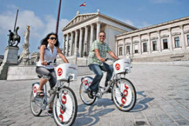 Austrian E-bike Sales Taking Off