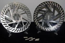 Carbon Fiber Disk Brakes