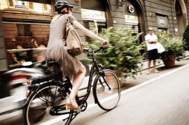 德國市場活絡 多虧了電動自行車