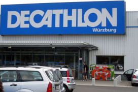 Décathlon Opens Distribution Center in Germany
