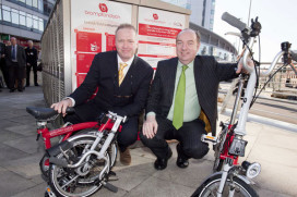 Brompton Launches New Docking System