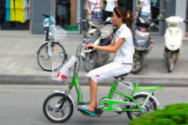 Asian Electric Two-Wheel Market to Grow to 65 Million Units