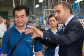 Dahon Shows Distributors New European Production Facility