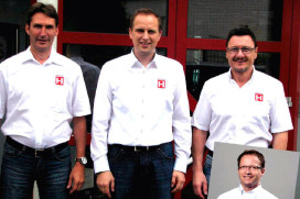 Humpert Changes Management Team