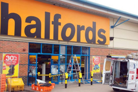 Bicycle Revenues Remain on Top at Halfords UK