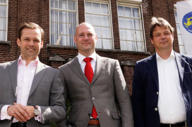 New Management Takes Office at Dutch Royal Gazelle