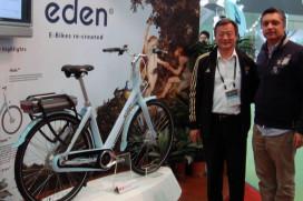 Actionwheels to launch Eden e-bike platform
