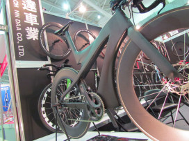 Aerodynamics Continues as Trend in (Carbon) Frames