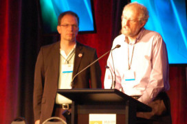 SRAM's Randy Neufeld Receives Danish Cycling Leadership Award