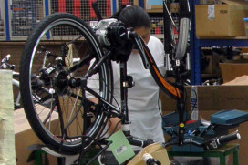 輕型電動車協會利用網路培訓電動自行車技師