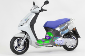 Indian M&M To Take-Over Peugeot Scooter Business