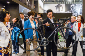 Asia Bike Show Takes Next Step Forward