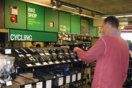 全球自行車及其零配件的銷售成長3%