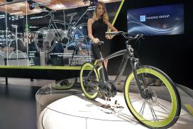 Piaggio (Vespa) Enters E-Bike Market