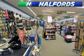 Halfords NL的重新出發接近完成