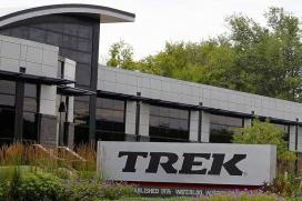 Trek Bicycle將擴展美國分銷中心