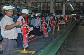 India to Import Taiwan's Production Technology