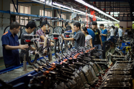 Dahon Opens Up New Factory in China