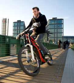 UK Harmonises Electric Bike Law with Europe