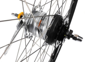 Prolonged Lead Times for Internal Hub Geared Bikes