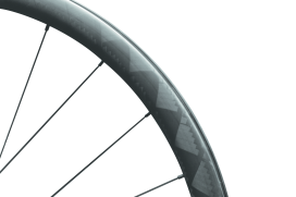 World Premiere; Automated Manufactured Carbon Rims