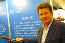 Bickerton Bicycles Debuts at Taipei Cycle Show