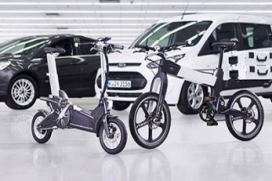 有特色之Ford電動自行車成真