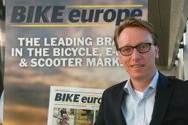 Van 't Hof Account Manager Int'l for Bike Europe