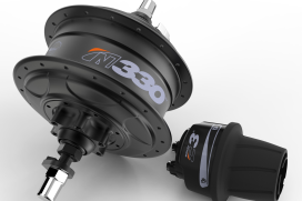 NuVinci Launches Entry-Level N330 Hub for E-Bikes