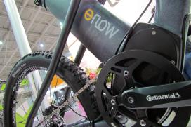 Conti's E-Bike OEM 'Solutions' Presented in Taipei