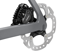 Shimano Comes Prepared for UCI Disc Brake Approval