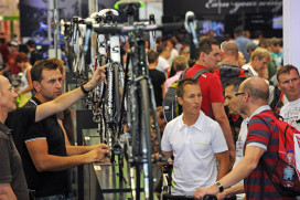 Euro Crisis Doesn't Seem To Affect Eurobike 2012