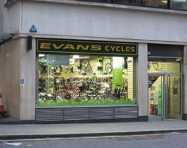 UK's Evans Cycles High Street Chain Sold