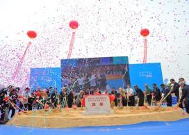 KMC China Celebrates Groundbreaking Ceremony for new HQ
