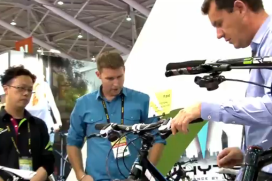 Video: 26th Taipei Cycle Show