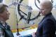 Presidential Visit at Baltic Vairas