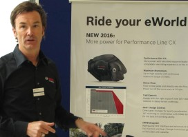 Bosch Boosts E-MTB Market With New Drive Train