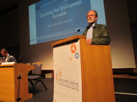 EU Transport Commissioner at Velo-city: 'Cycling Potential Still Underestimated'