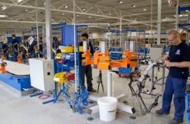 Gazelle的新製造工廠投入營運