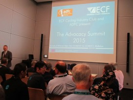 More Funds for Growing Cycling Announced at Advocacy Summit