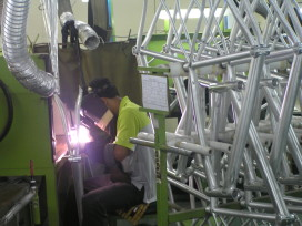Aluminium Frame Production Starts in Portugal